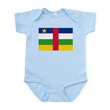 The Central African Republic Infant Bodysuit