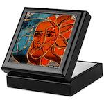 Hatha Sun/Moon Version 3 Keepsake Box