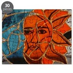 Hatha Sun/Moon Version 3 Puzzle