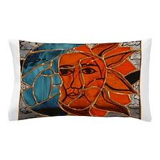 Hatha Sun/Moon Version 3 Pillow Case