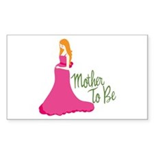 Mother To Be Decal