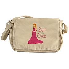 Bun In The Oven Messenger Bag