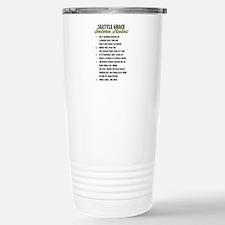INTERN RULES Travel Mug
