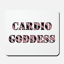 CARDIO GODDESS Mousepad