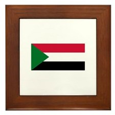Sudan Framed Tile
