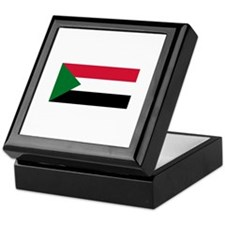 Sudan Keepsake Box