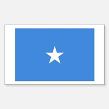 Somalia Rectangle Decal