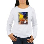Cafe & Cavalier Women's Long Sleeve T-Shirt