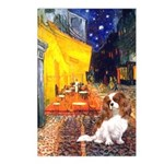 Cafe & Cavalier Postcards (Package of 8)