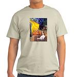 Cafe & Cavalier Light T-Shirt