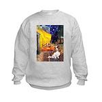 Cafe & Cavalier Kids Sweatshirt