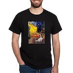 Cafe & Cavalier Dark T-Shirt