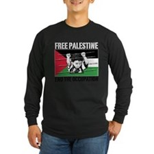 free palestine Long Sleeve T-Shirt