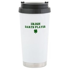 Cute Darts Travel Mug