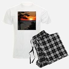 Lake Superior sunset Pajamas