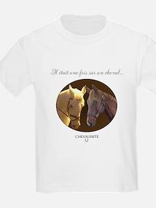 Horse Design by Chevalinite T-Shirt
