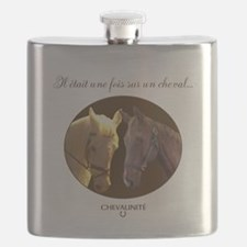 Horse Design by Chevalinite Flask