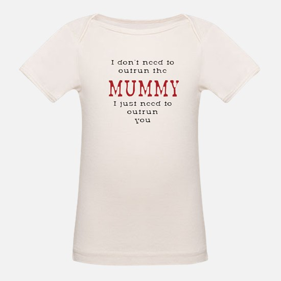 Outrun The Mummy 3 T-Shirt