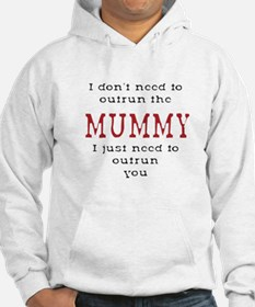 Outrun The Mummy 3 Jumper Hoodie