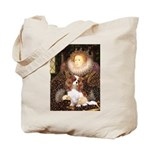 The Queen's Cavaliler Tote Bag