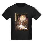 The Queen's Cavaliler Kids Dark T-Shirt
