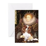 The Queen's Cavaliler Greeting Cards (Pk of 10)