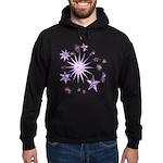 Sparkling Stars Hoodie (dark)