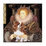 The Queen's Cavaliler Tile Coaster