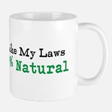 100 Percent Natural Mug Mugs