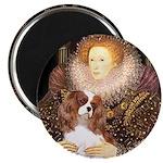 The Queen's Cavaliler Magnet