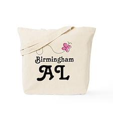 Birmingham Alabama Tote Bag