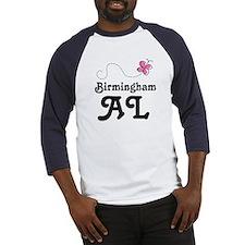 Birmingham Alabama Baseball Jersey