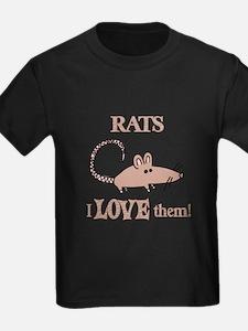 Rats Love Them T
