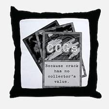 CCG Throw Pillow