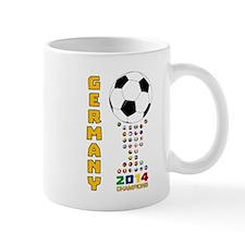 Germany World Champions 2014 Mugs