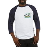 Magpie Drake and Duck Baseball Jersey