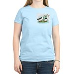 Magpie Drake and Duck Women's Light T-Shirt