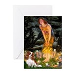 Fairies & Cavalier Greeting Cards (Pk of 10)