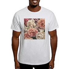 great garden roses, vintage look T-Shirt