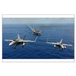 F-18 Launch Posters