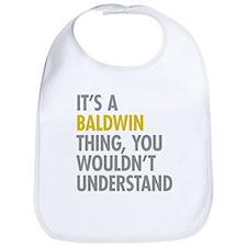 Baldwin NY Thing Bib