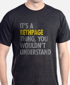 Its A Bethpage Thing T-Shirt