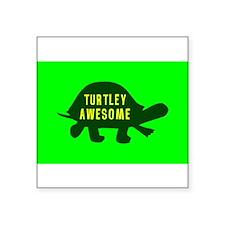 tutrley awesome 1 Sticker