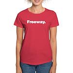 Freeway Women's Dark T-Shirt