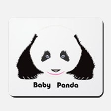 Baby Panda CF Mousepad