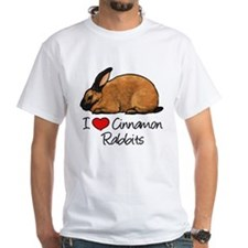 I Heart Cinnamon Rabbits T-Shirt