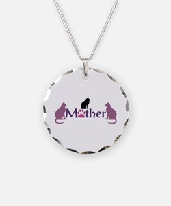 Cat Mother Necklace