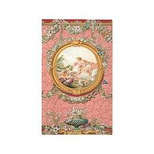 Ancient Victorian design in pastel tones 3'x5' Are