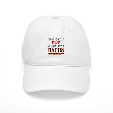 You Cant Eat Just One Bacon Baseball Baseball Cap