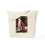 Princess & Cavalier Tote Bag